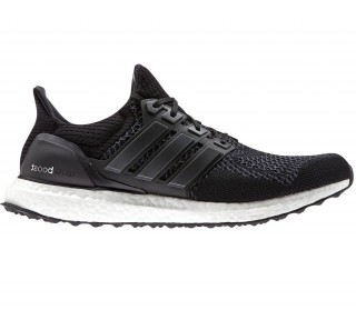 Adidas - Ultra Boost men's running shoes (black)