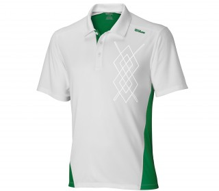 Wilson - Country Club Polo T-Shirt - SS12