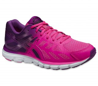 Asics - GEL-ZARACA 3 women's running shoes (purple/pink)