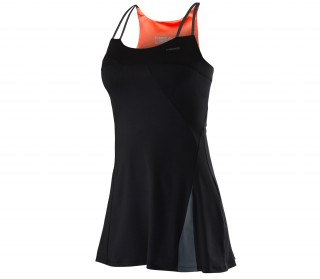 Head - Performance women's tennis dress (black)