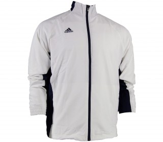 Adidas - M Barricade Team Woven Track Jacket white