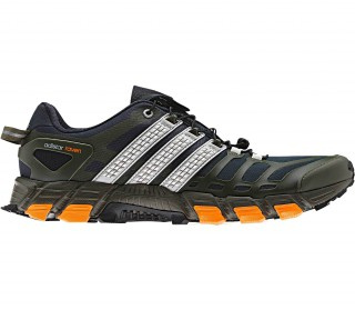 Adidas - adistar Raven 3 men's running shoe (dark green/black)