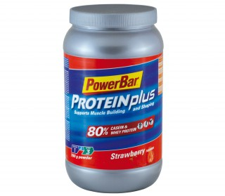 Powerbar - ProteinPlus 80 Percent Strawberry, 700 Gram Box