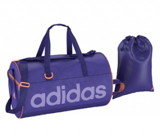 Adidas - Linear Performance Small training bags (blue)