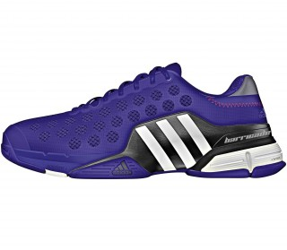 Adidas - Barricade 2015 Synthetic men's tennis shoes (blue/white)