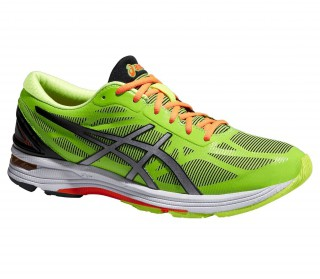 Asics - Gel-DS Trainer 20 NC men's running shoes (yellow/green)