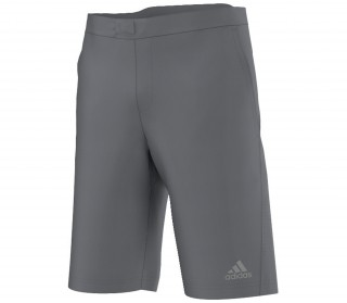 Adidas - Barricade Andy Murray Bermuda men's tennis shorts (grey)
