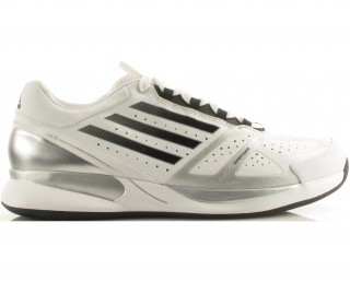 Adidas - Adizero Feather II Clay white/silver/black - HW12