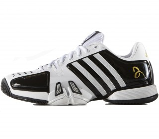 Adidas - Novak Pro Men's tennis shoes (black/white)