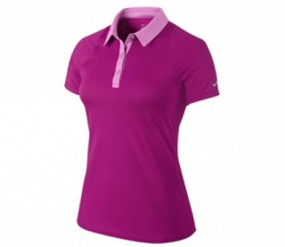 Nike - Sphere SS PoloT-Shirt Women´s (magenta/silver)