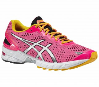 Asics - Gel-DS Trainer 19 Neutral women running shoes (pink/white)