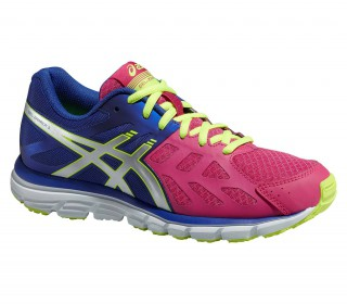Asics - Gel-Zaraca 3 women's running shoes (blue/pink)