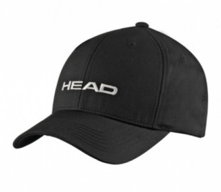 Head - Promotion Cap Black