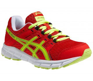 Asics - Gel- Xalion GS junior running shoe (yellow/red)