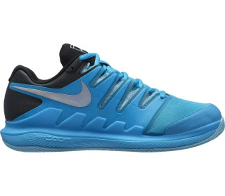 Nike - Air Zoom Vapor X Clay women's tennis shoes (turquoise/black)