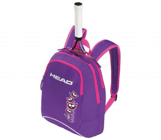 Head - Kids backpack (purple/pink)