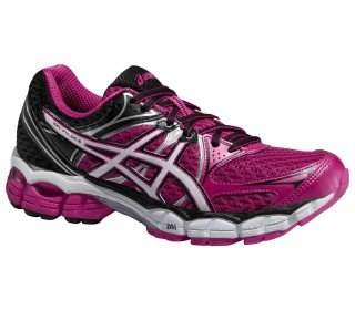 Asics - Gel-Pulse 6 women's running shoes (purple/black)