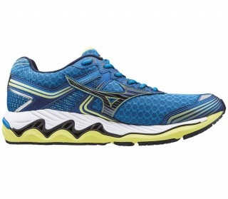 Mizuno - Wave Paradox 2 men's running shoes (yellow/blue)