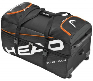 Head - Tour Team travel bag (black)
