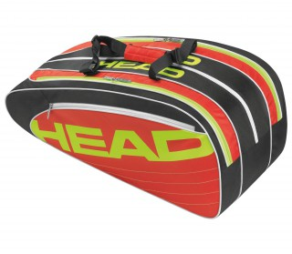 Head - Elite Combi tennis bag (black/red)