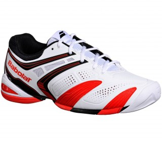 Babolat - V-Pro 2 All Court Men´s Tennis shoes (red/white)