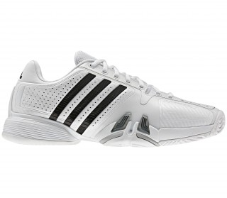 Adidas - AdiPower Barricade white/grey/black - HW12