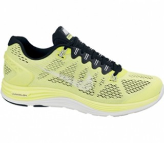 Nike - Lunarglide+ 5 Men´s Running shoes (yellow/black)