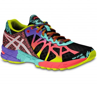 Asics - Gel-Noosa Tri 9 women running shoes (multi-coloured)