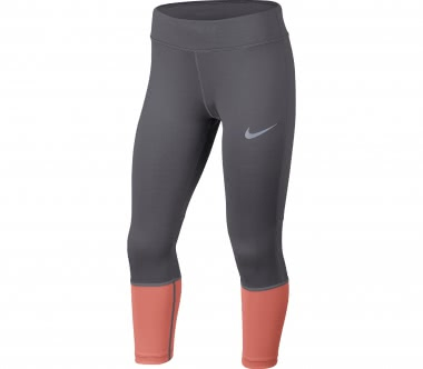 Nike - Power Children training pants (grey/orange)