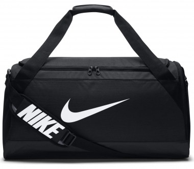 Nike - Brasilia Medium men's training duffel bag bag (black)