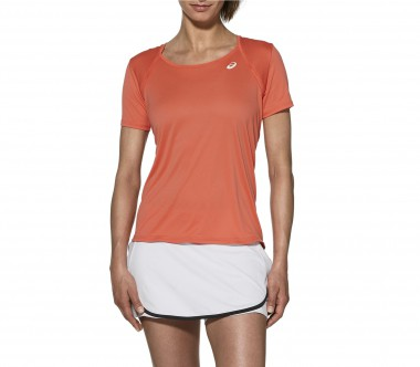Asics - Club women's tennis top (orange)