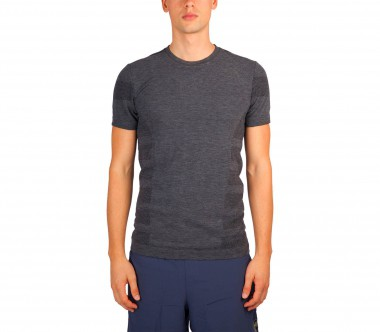 Adidas - AdiStar Wool Primeknit Shortsleeve men's running top (black)