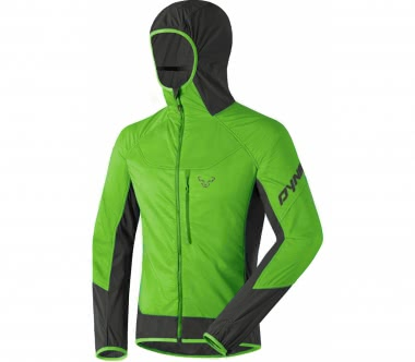 Dynafit - Mezzalama Polartec Alpha men's hybrid jacket (green/grey)