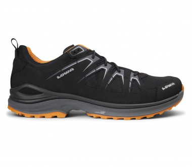 Lowa - Innox Evo GTX LO men's hiking shoes (black/orange)