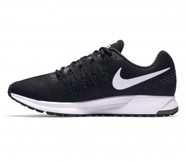 Nike - Air Zoom Pegasus 33 men's running shoes (black/white)