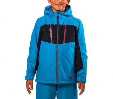 Ziener - Adam Children ski jacket (tüturquoise)