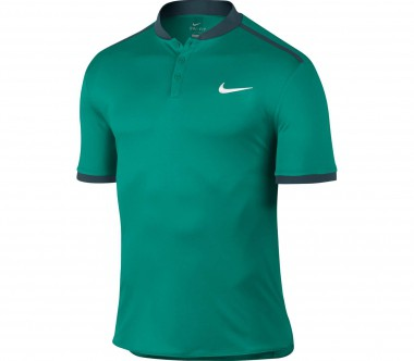 Nike - Advantage men's tennis polo shirt (green)