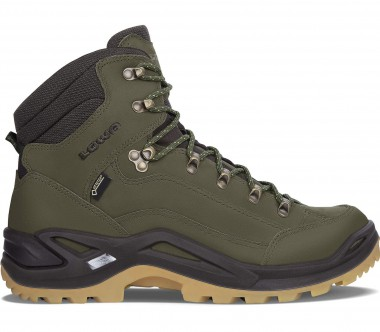 Lowa - Renegade GTX Mid men's hiking shoes (green/brown)