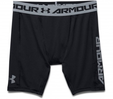 Under Armour - CoolSwitch Compression men's training shorts (black)