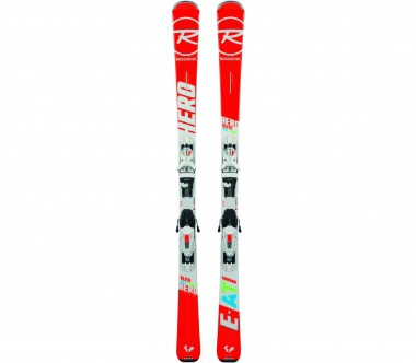 Rossignol - Set Hero Elite All Turn inkl. NX 12 Konect Dual WTR B80 ski binding