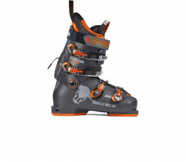 Tecnica - Cochise 100 men's Freeride ski shoes (dark grey)