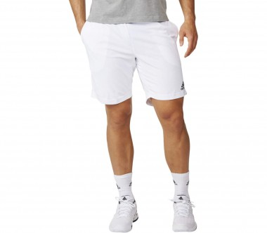 Adidas - Uncontrol Climachill Barricade men's tennis shorts (white/black)