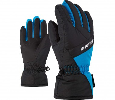 Ziener - Linard GTX® Children skis gloves (black)