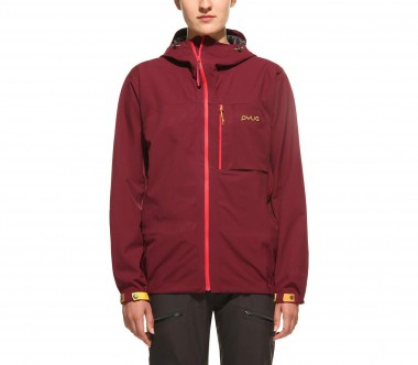 Pyua - Breakout women's shell jacket (dark red)