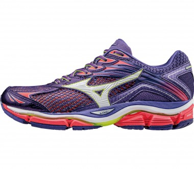 Mizuno - Wave Enigma 6 women's running shoes (lilac/pink)