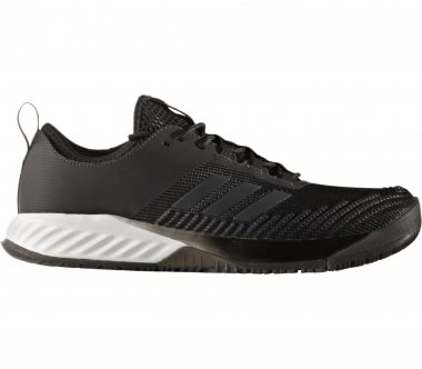 Adidas - Crazy Fast Trainer women's training shoes (black/white)