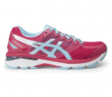 Asics - GT-2000 4 women's running shoes (pink/tüturquoise)