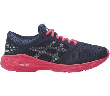 Asics - RoadHawk FF GS Children running shoes (blue/grey)