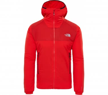 The North Face - Summit L3 Ventrix hoodie men's insulating jacket (red)