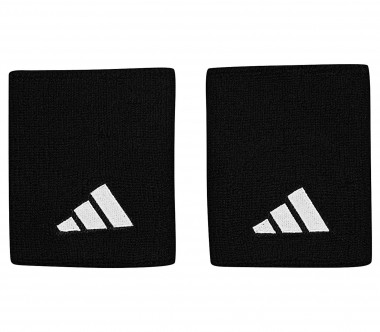 Adidas - Tennis wristband large (black)